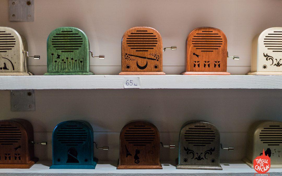 Ceramică și cutiuțe muzicale