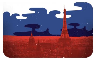 Câștigă o vacanță la Paris cu #PortretDeFamilion